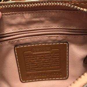 Coach Bags - Coach bag and change purse